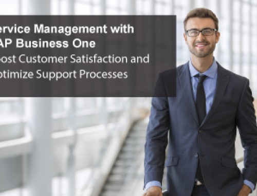 Service Management With SAP® Business One