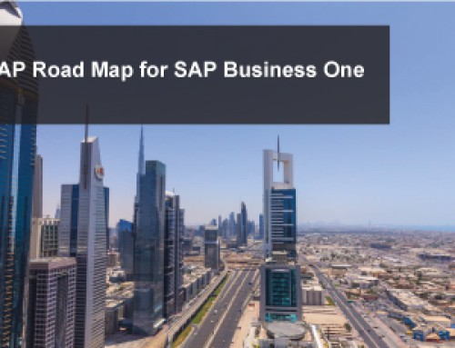 SAP Road Map for SAP Business One
