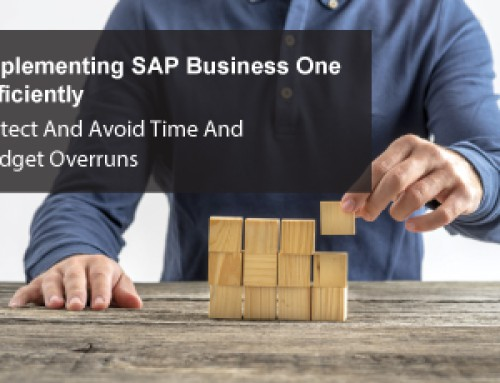 Implementing SAP® Business One Efficiently